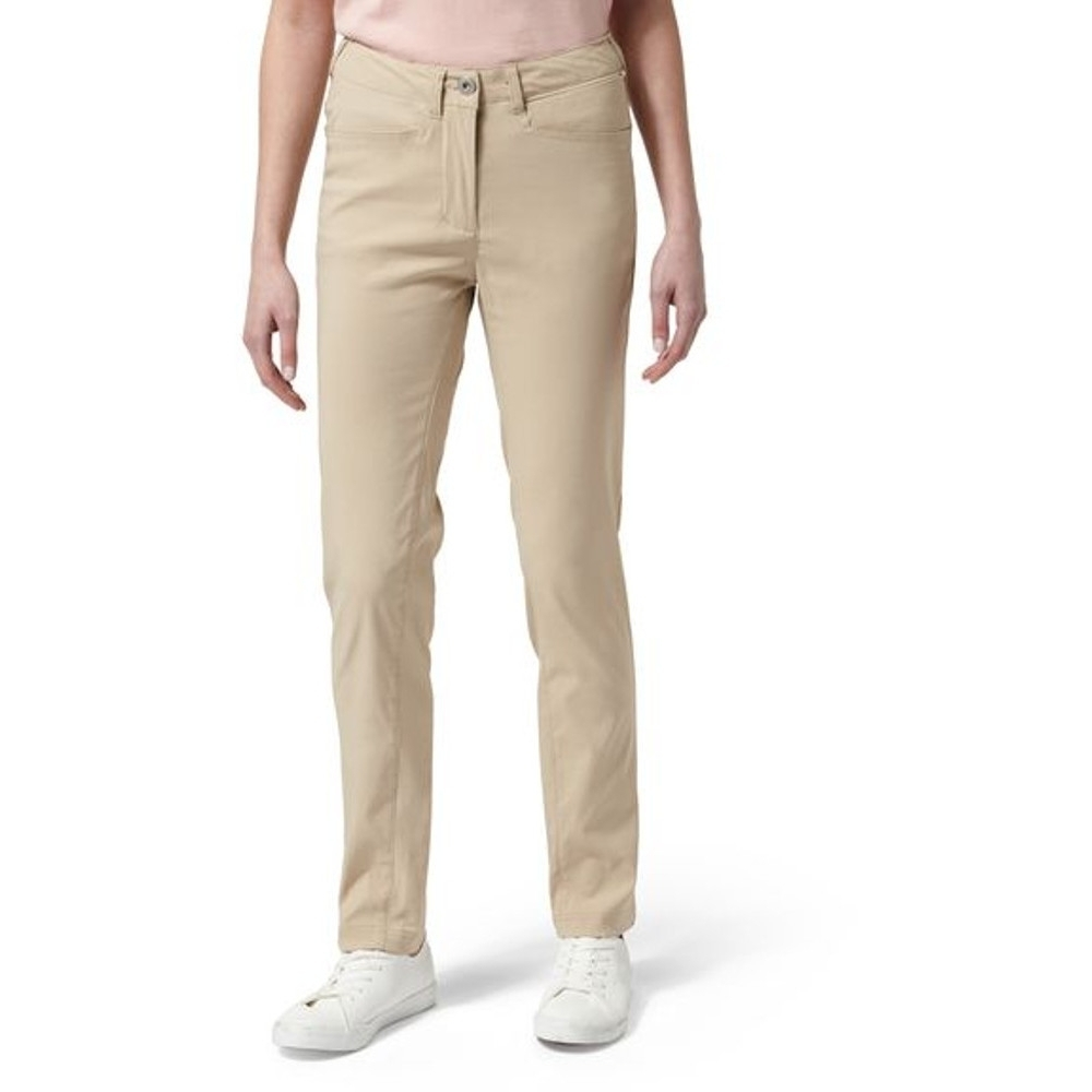 Craghoppers Womens Nosi Life Convertible Zip Off Trousers 8s - Waist 26 (66cm)  Inside Leg 28