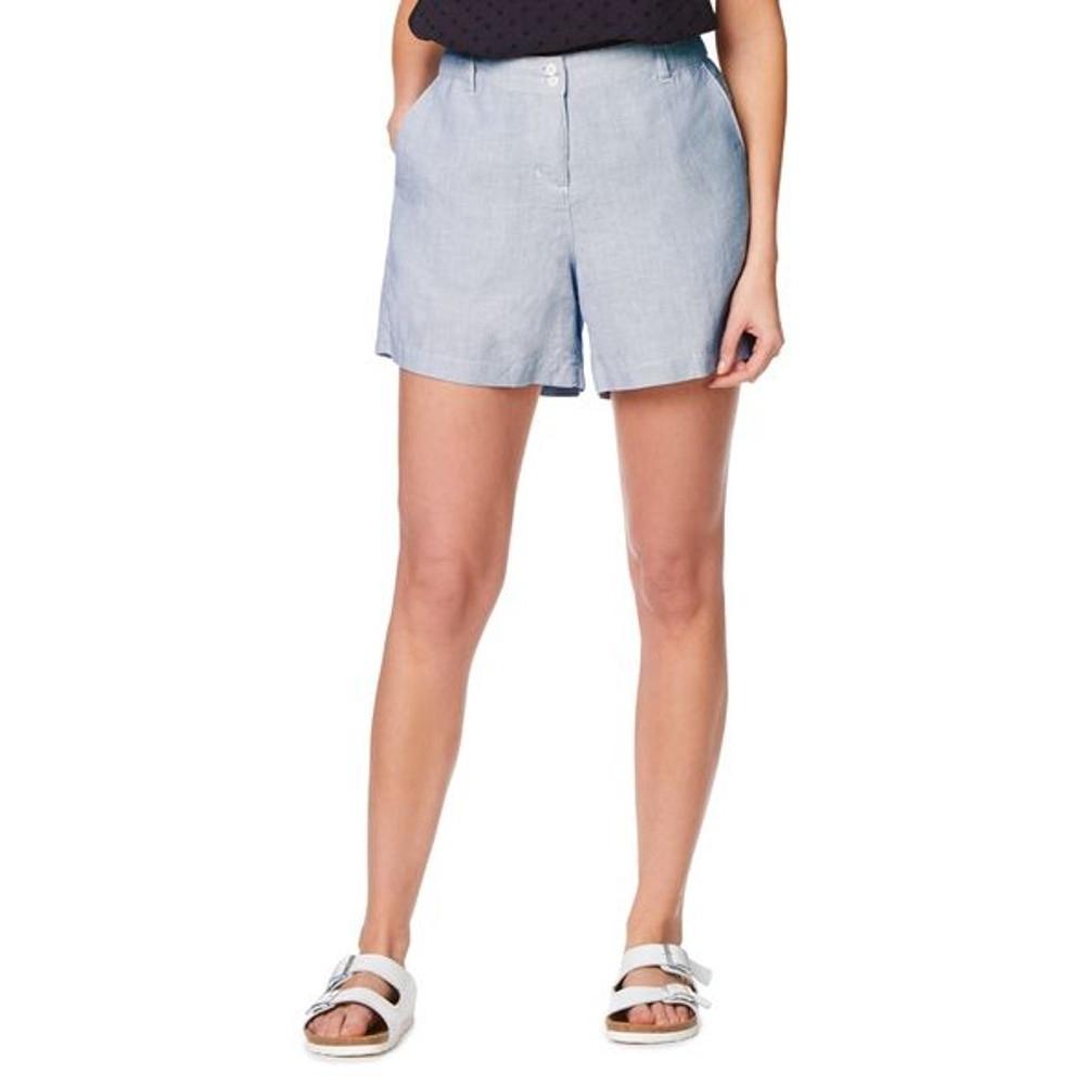 Craghoppers Womens/ladies Odette Ii Lightweight Cotton Summer Shorts 18 - Waist 34 (86cm)
