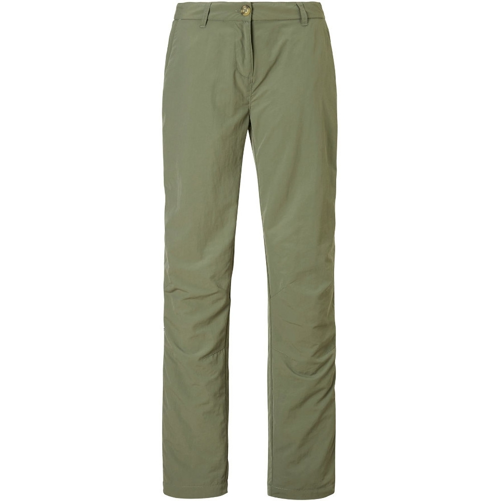 Craghoppers Womens Kiw Pro Softshell Smartdry Trousers 12 - Waist 28 (71cm)