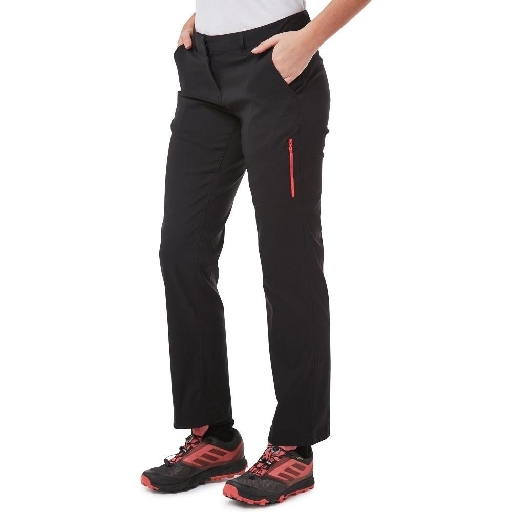 Craghoppers Womens Nosi Life Convertible Zip Off Trousers 10l - Waist 27 (69cm)  Inside Leg 33