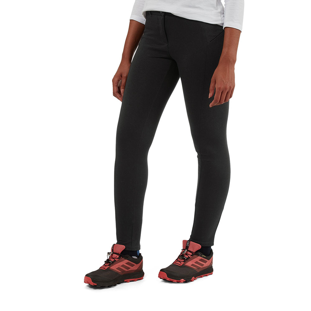 Helly Hansen Womens/ladies Hh Active Flow Wicking Baselayer Trousers M - Waist 29-31.5 (74-80cm)