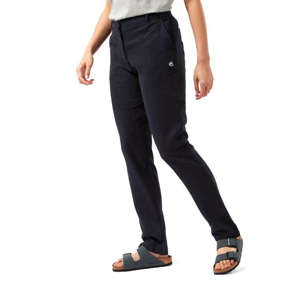 Craghoppers Womens Orisia Lightweight Walking Trousers 16 - Waist 32 (81cm)