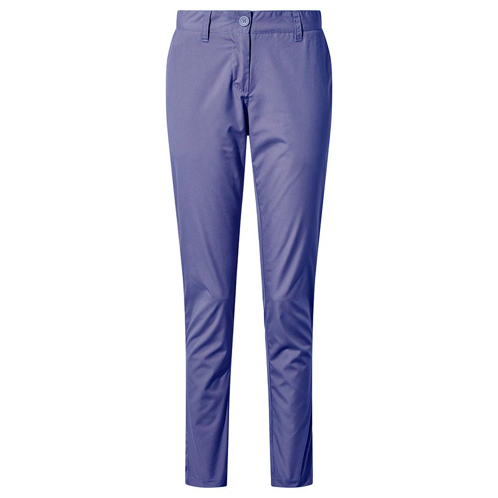 Craghoppers Womens Capella Nosidefence Walking Trousers 12r - Waist 28 (71cm)  Inside Leg 31