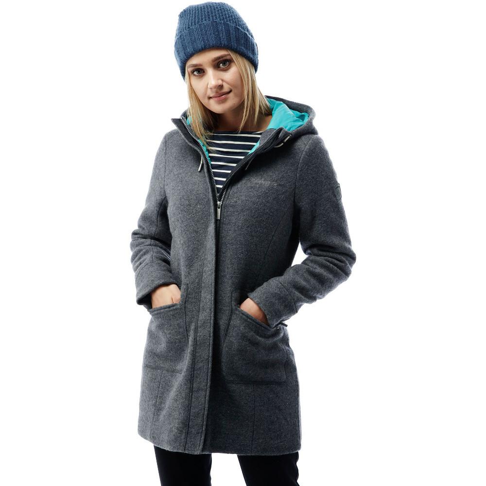 Craghoppers Womens/Ladies Breton Warm Wool Blend Padded