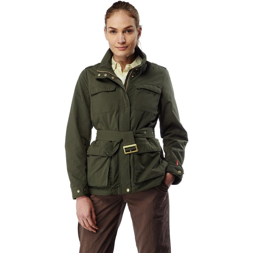 Craghoppers Womens/Ladies NosiLife Adventure Hybrid Softshell Jacket 8 - Bust 32 (81cm)