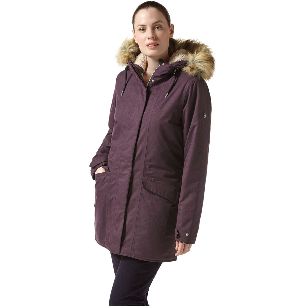 Craghoppers Womens/Ladies Inga Water Resistant Insulated