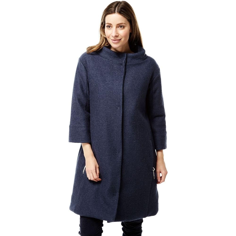 Craghoppers Womens/Ladies Elina Tailored Wool-Rich Winter Ja