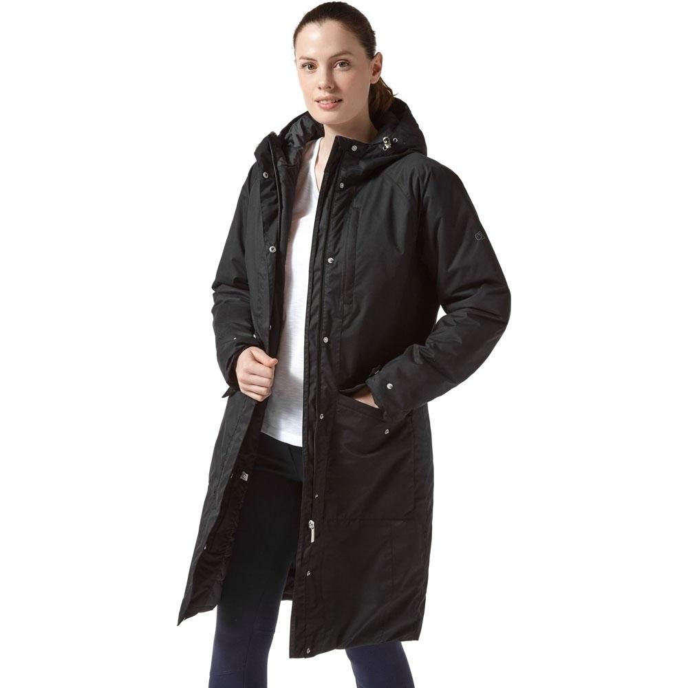 Craghoppers Womens Mhairi Warm Insulated Waterproof Jacket 1