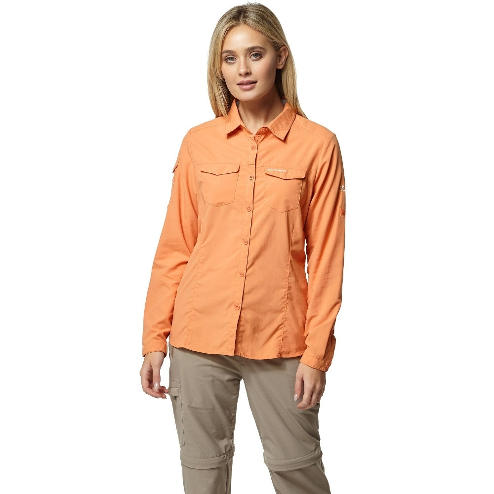 Craghoppers Womens Comlite Iii Warm Vest Bodywarmer Gilet 10 - Bust 34 (86cm)
