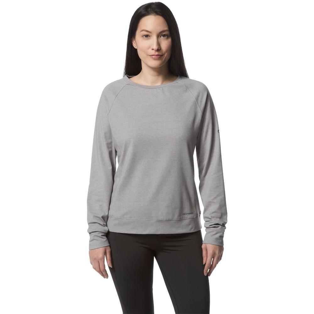 Craghoppers Womens Nosi Life Sydney Crew Neck Sweater 8 - Bust 32 (81cm)