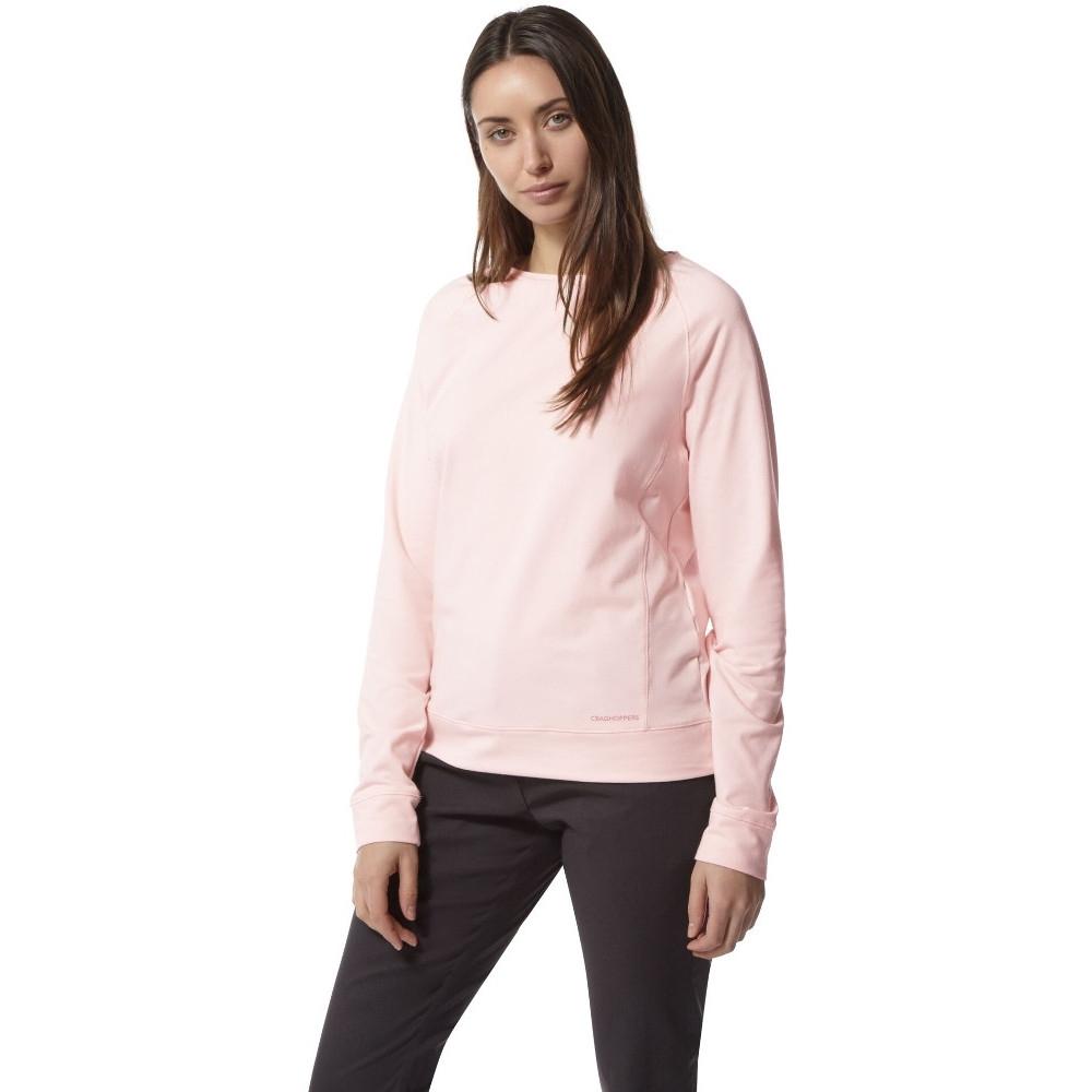 Craghoppers Womens Nosi Life Sydney Crew Neck Sweater 10 - Bust 34 (86cm)