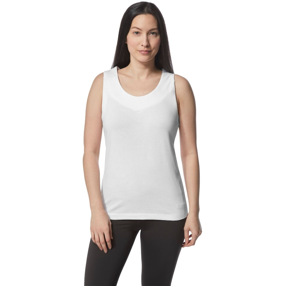 Craghoppers Womens Nosi Life Allesa Summer Walking Vest Top 8 - Bust 32 (81cm)