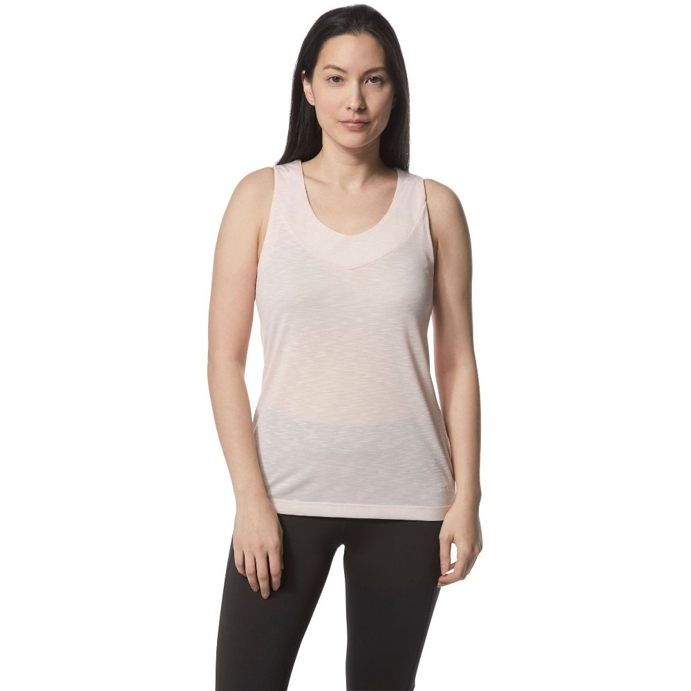 Craghoppers Womens Nosi Life Allesa Summer Walking Vest Top 10 - Bust 34 (86cm)