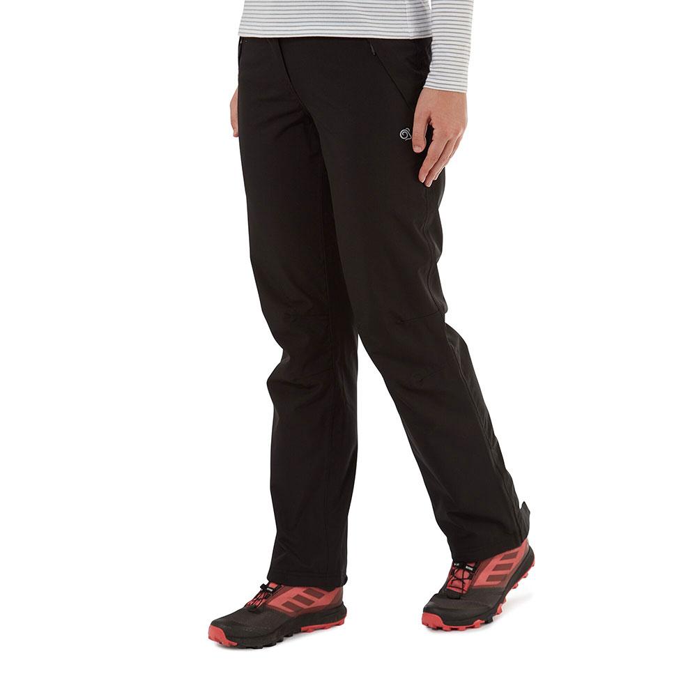 Craghoppers Womens Aysgarth Waterproof Walking Trousers 12r - Waist 28 (71cm)  Inside Leg 31