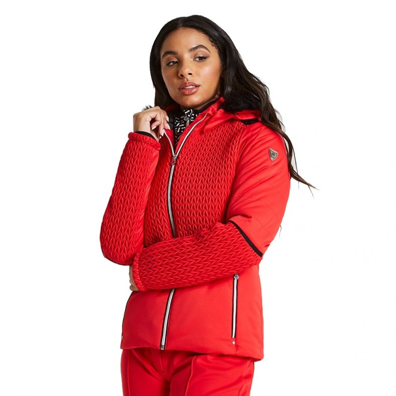Dare 2b Womens Manifesto Waterproof Hooded Durable Jacket