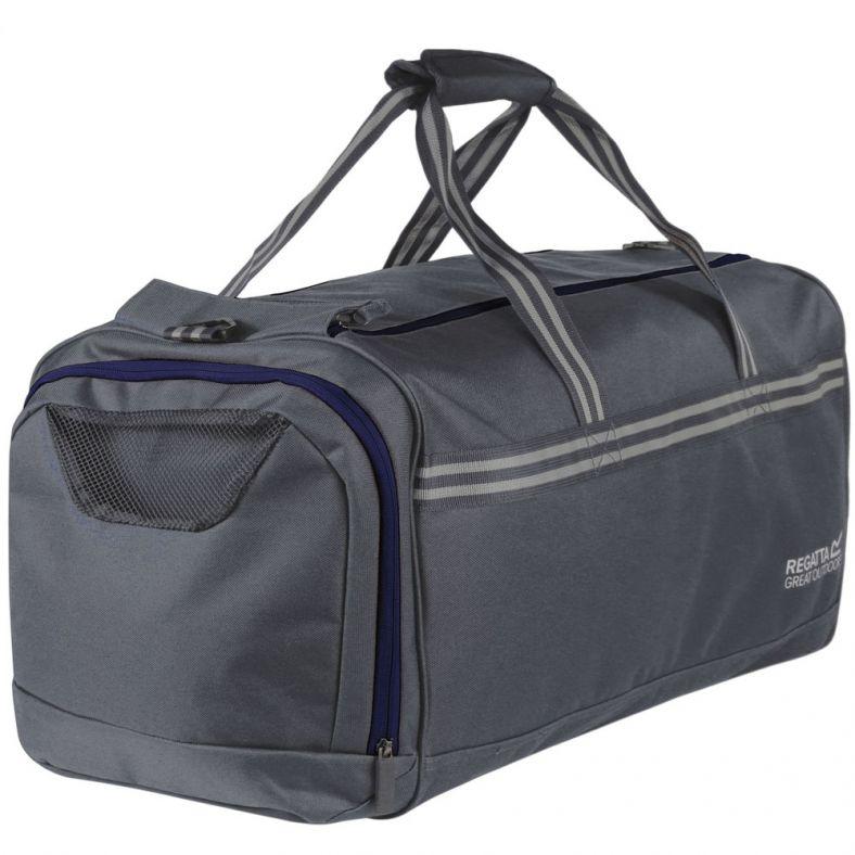 Regatta Mens /& Womens Burford 80L Padded Adjustable Gym Duffle Bag