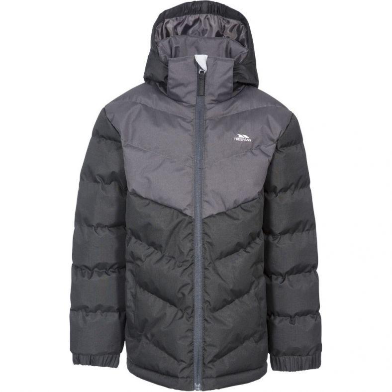 Trespass Kids LUDDI Warm Padded Waterproof Winter Jacket