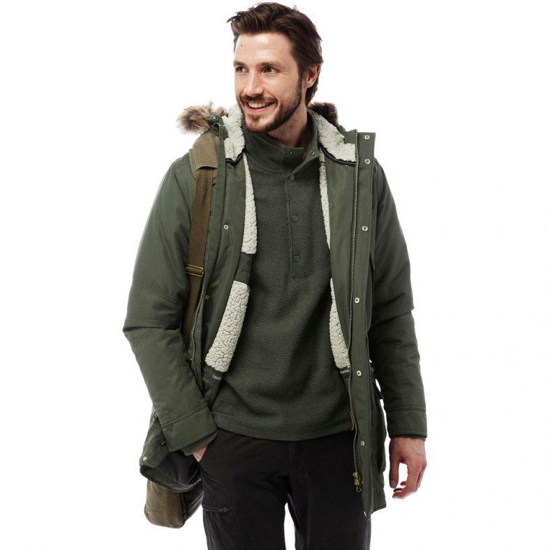 Craghoppers Argyle Mens Jacket Waterproof Windproof Breathable Parka Coat