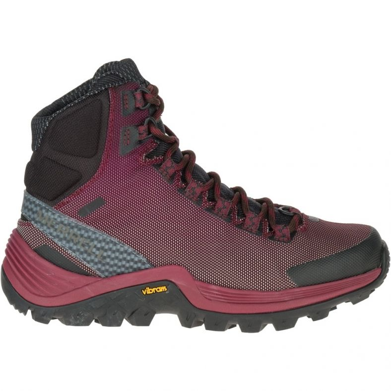 Merrell mer Thermo Croix Mi Femme Femme Walking Boots Minuit Taille UK