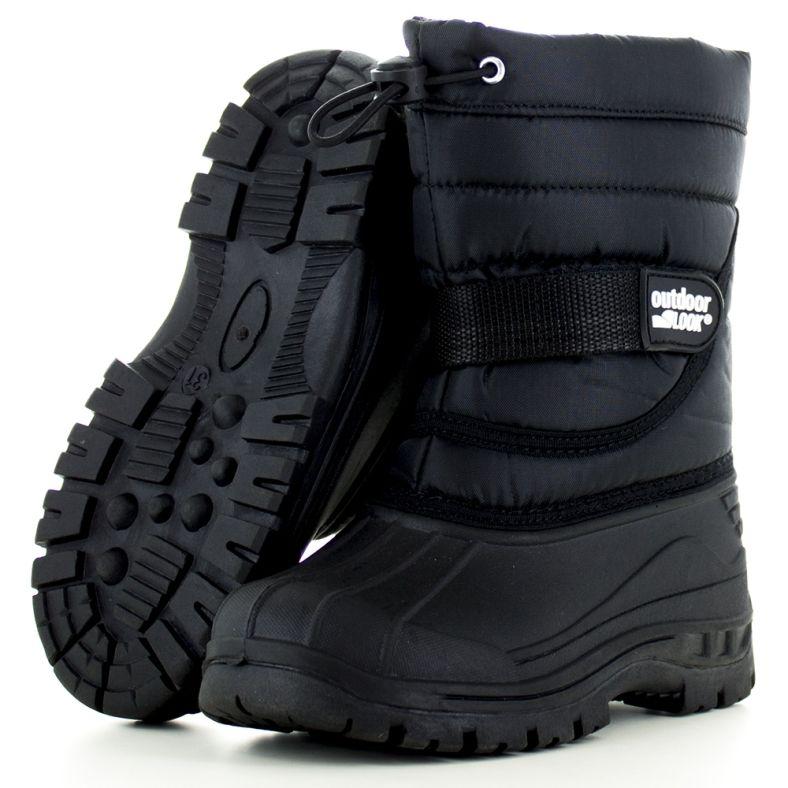 Outdoor Look Boys Girls Kids Frosty Winter Snow Boots | Outdoor Look
