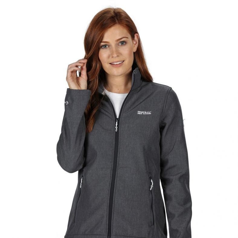 Details about  /Regatta Womens Connie IV Water Repellent Softshell Coat