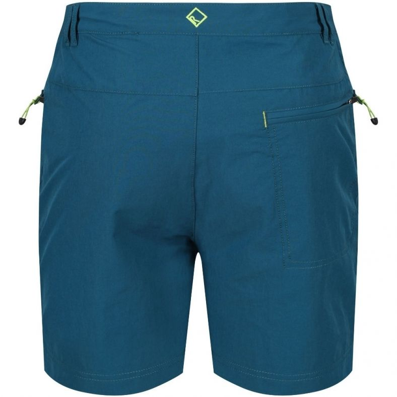 Regatta Men/'s Highton Walking Shorts Blue