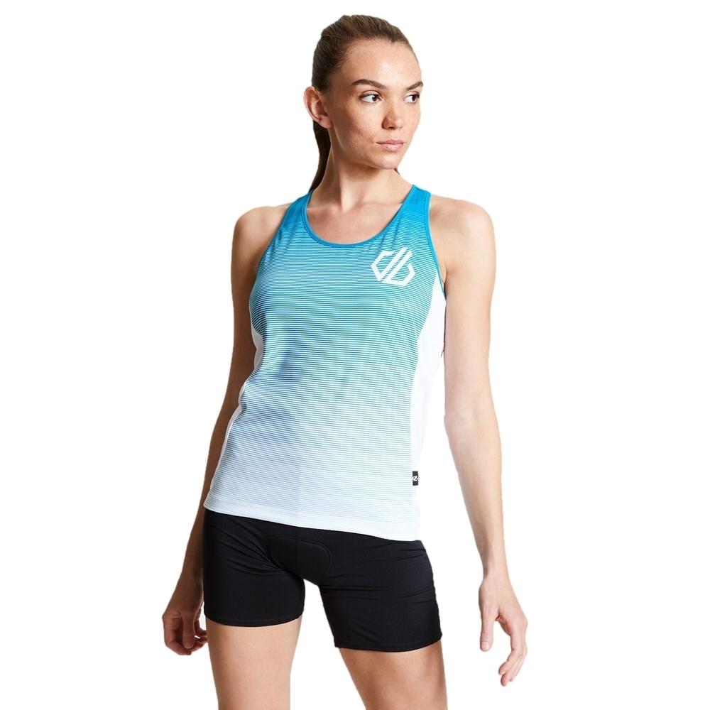 Dare 2b Womens Explicate Lightweight Wicking Running Vest 10 - Bust 34 (86cm)