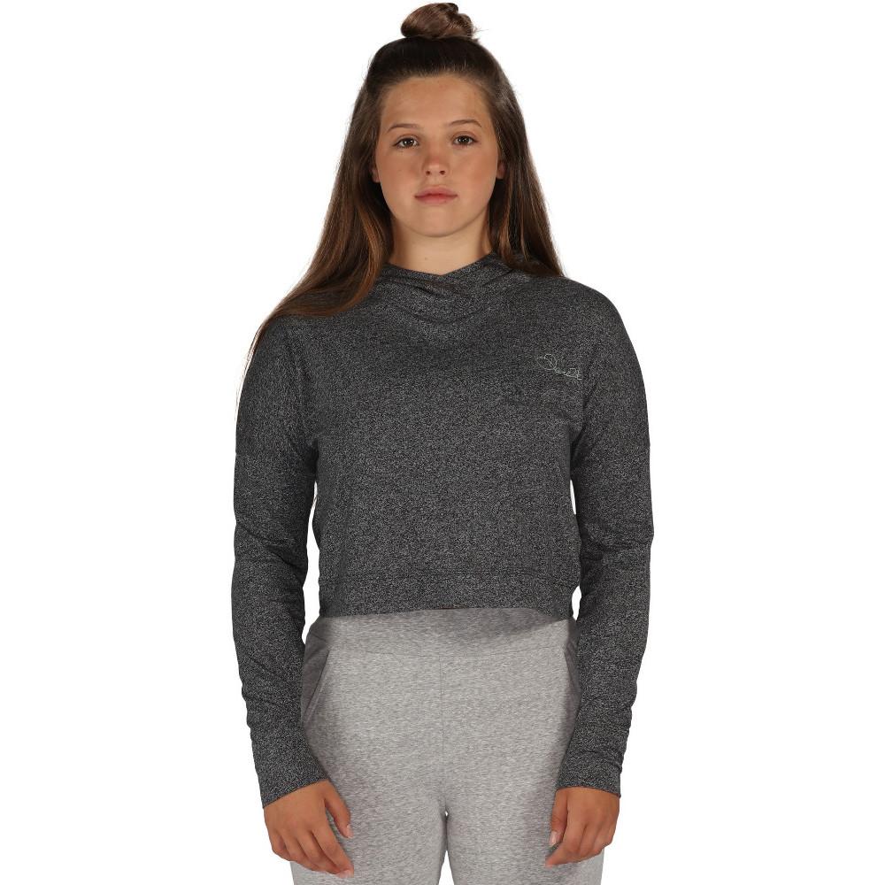 Dare2b Sweatshirt Mädchen Preconceived kurzes mit Kapuze
