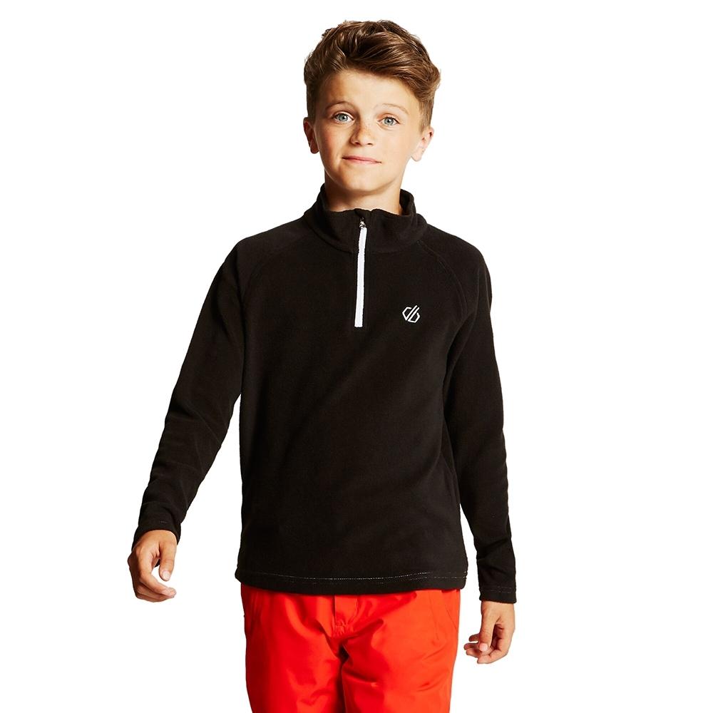 Dare 2b Girls Freehand Half Zip Warm Fleece Jacket Sweater 5-6 Years- Chest 23.5 (60cm)