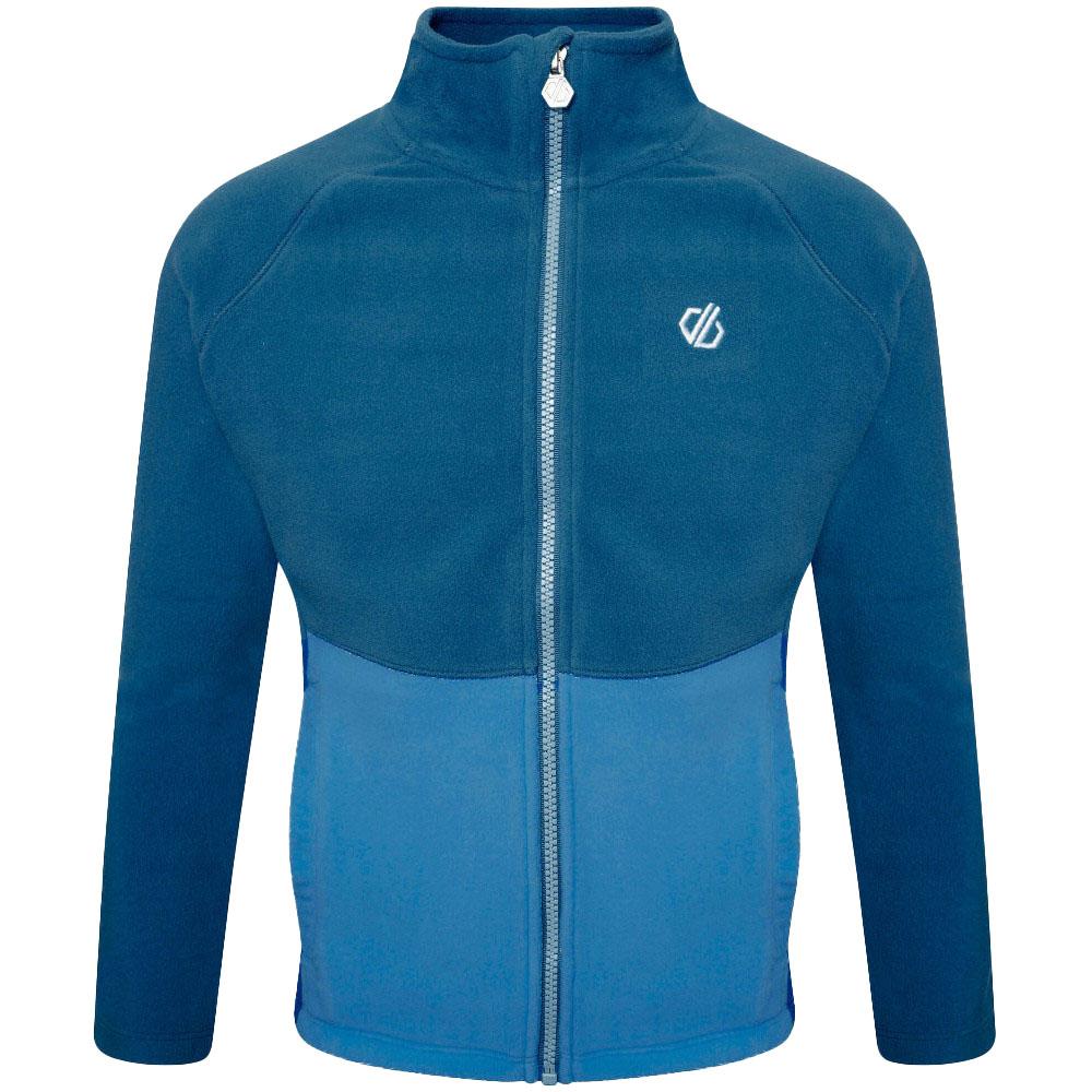 Dare 2b BoysandGirls Witty Full Zip Fleece Jacket 7-8 Years- Chest 26  (66cm)