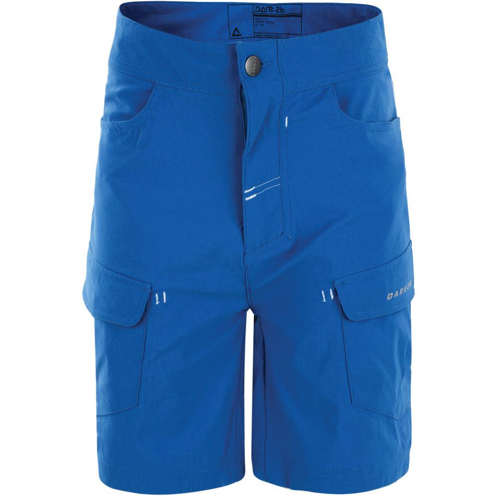 Dare2b Boys & Girls Kids Accentuate Lightweight Stretch Cycling Shorts 7-8 Years - Waist 21.5' (55cm