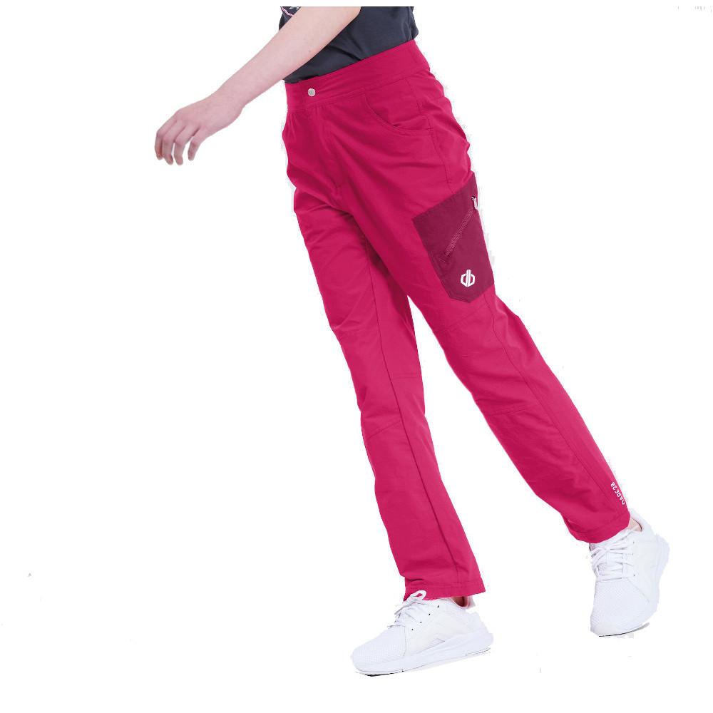 Dare 2b BoysandGirls Reprise Water Repellent Trousers 3 Years - Waist 19.5 (49.5cm)