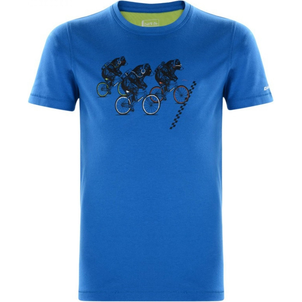 Product image of Dare2b Boys & Girls Kids Take a Pick Wicking Quick Dry T-Shirt 9-10 Years - Chest 27' (69cm)