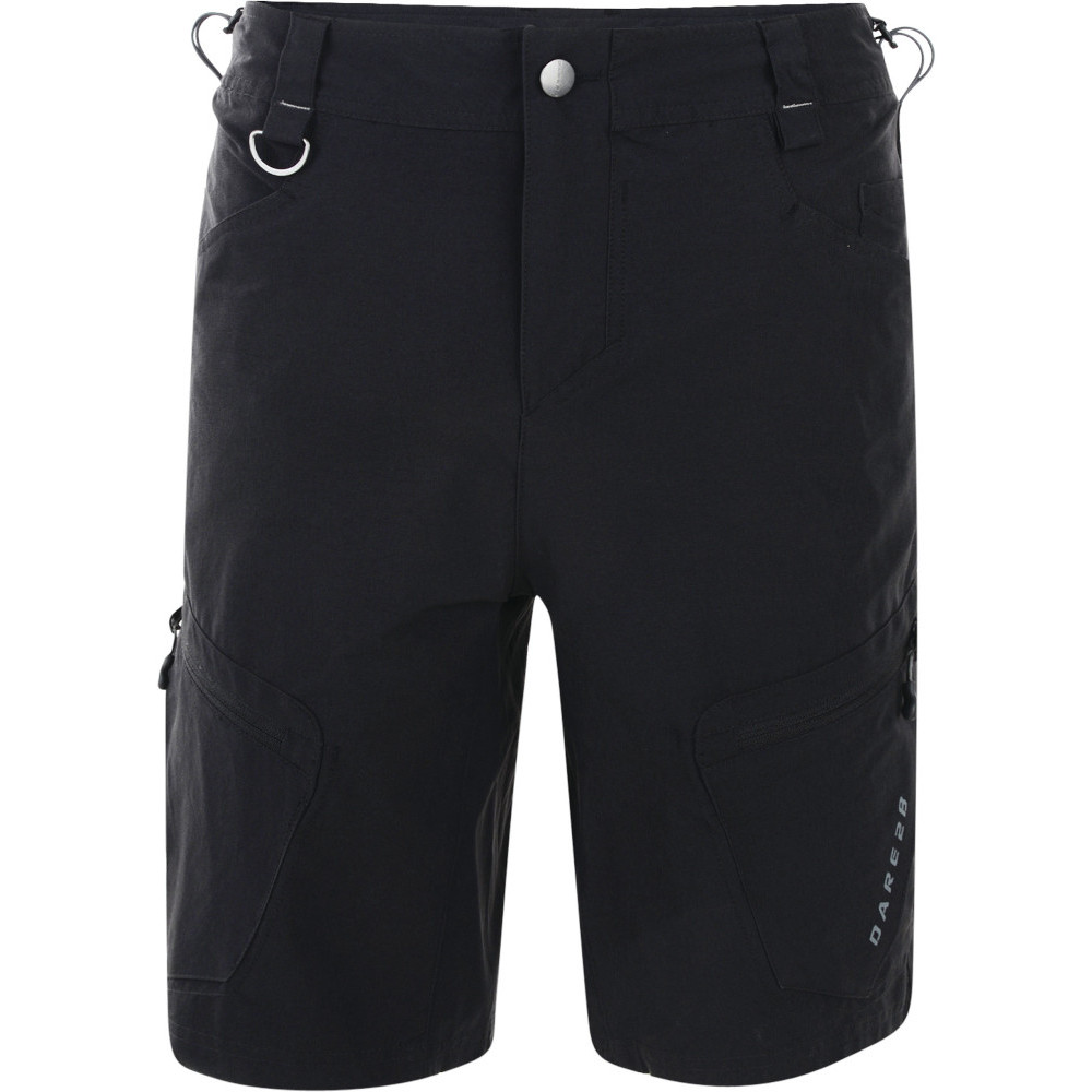 Product image of Dare2b Mens Tuned In Stretch Cycling & Walking Shorts 42 - Waist 42' (107cm)