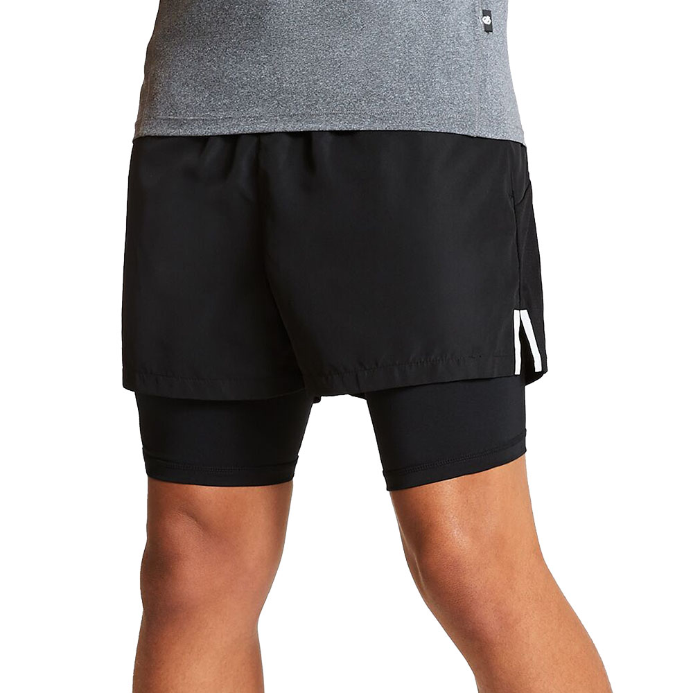 Dare 2b Mens Recreate Lightweight Wicking Running Shorts Xs- Waist 30  (76cm)