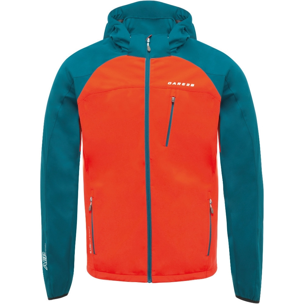 Dare2b Mens Preclude Waterproof Breathable Technical Softshell Jacket L - Chest 42' (107cm)