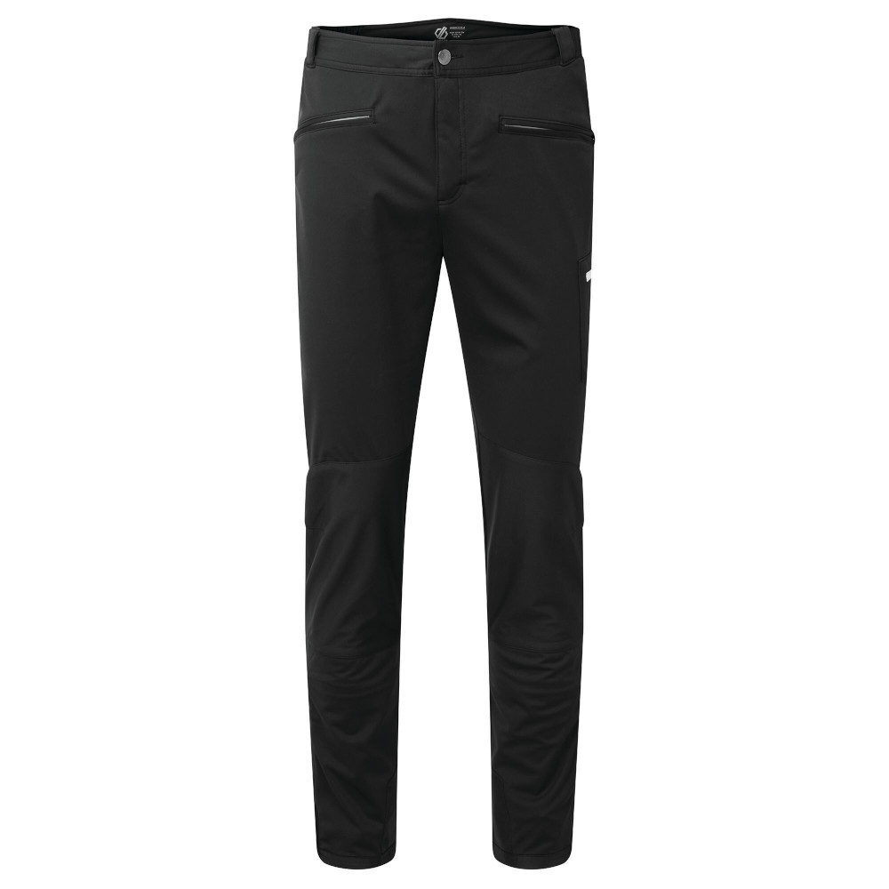 Dare 2b Mens Appended Ii Hybrid Stretch Softshell Trousers 34 - Waist 34  (86cm)