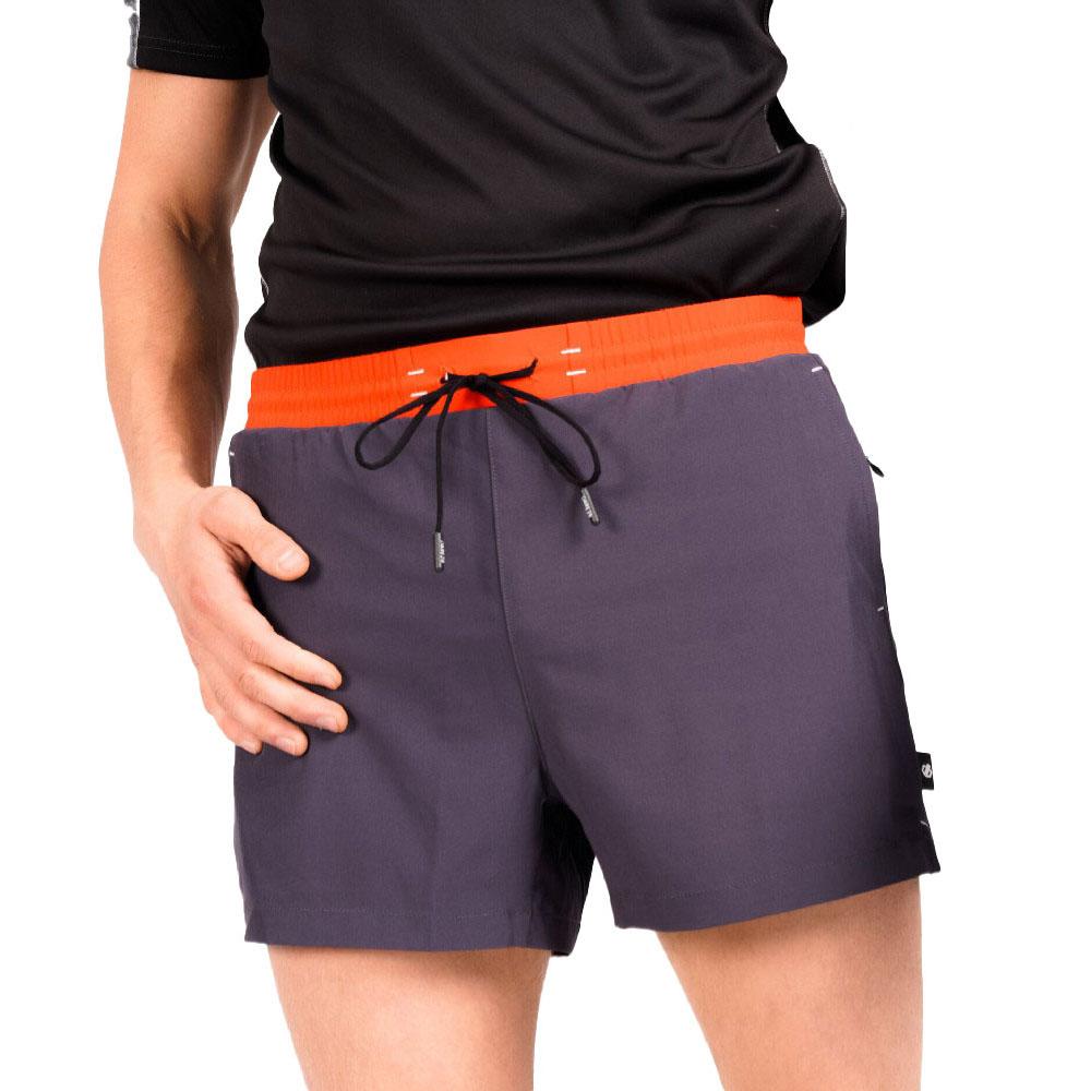 Dare 2b Mens Cascade Lightweight Wicking Running Shorts S- Waist 32  (81cm)