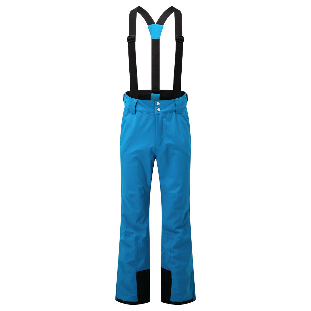 Divaz Womens/ladies Garbo Lightweight Textile Knee High Zip Up Boots Uk Size 8 (eu 41)