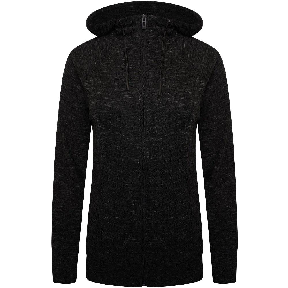 Dare 2b Womens Pull Through Hooded Full Zip Hoodie Uk 10- Bust 34  (86cm)