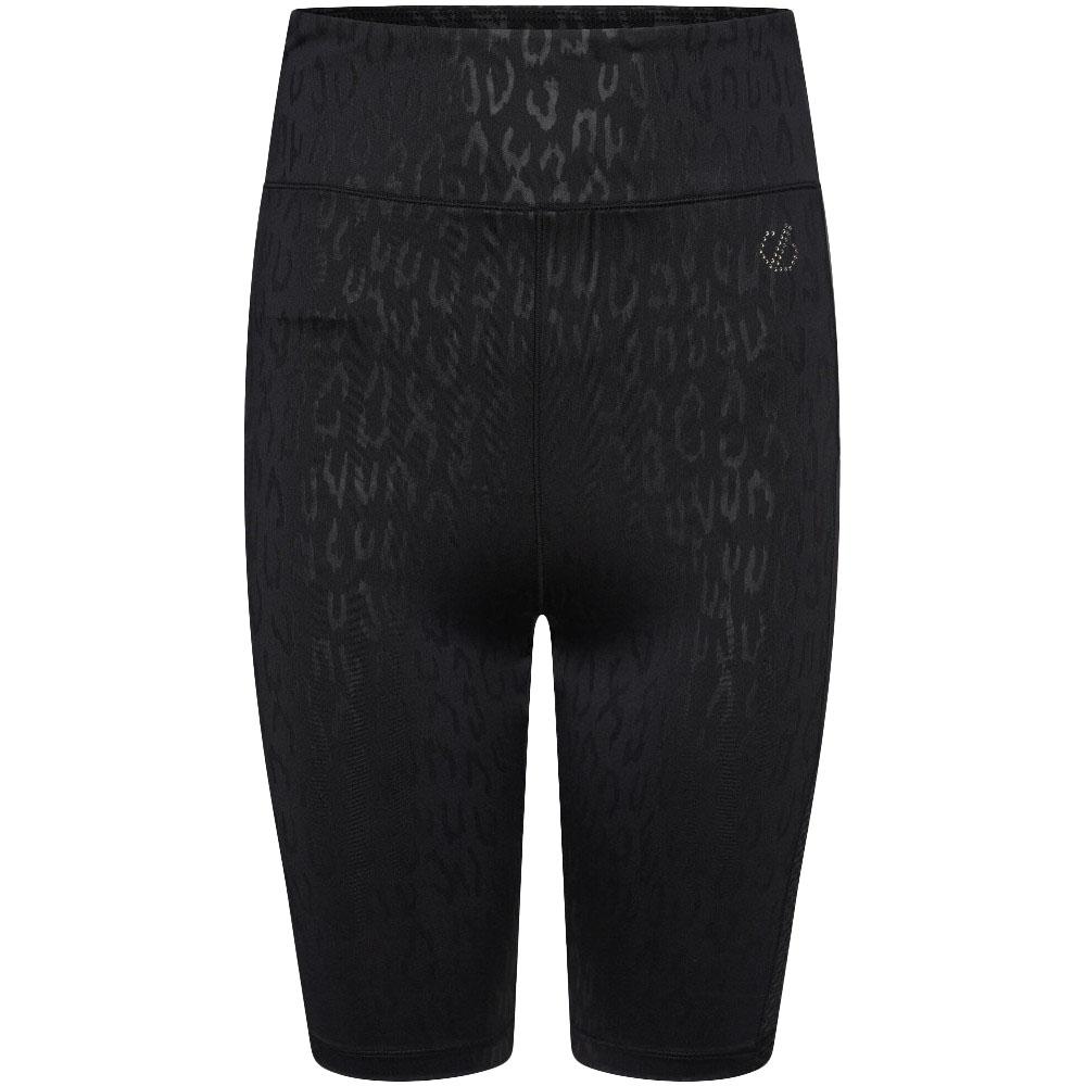 Dare 2b Womens Shine Bright Lightweight Wicking Shorts Uk 10- Waist 26  (66cm)