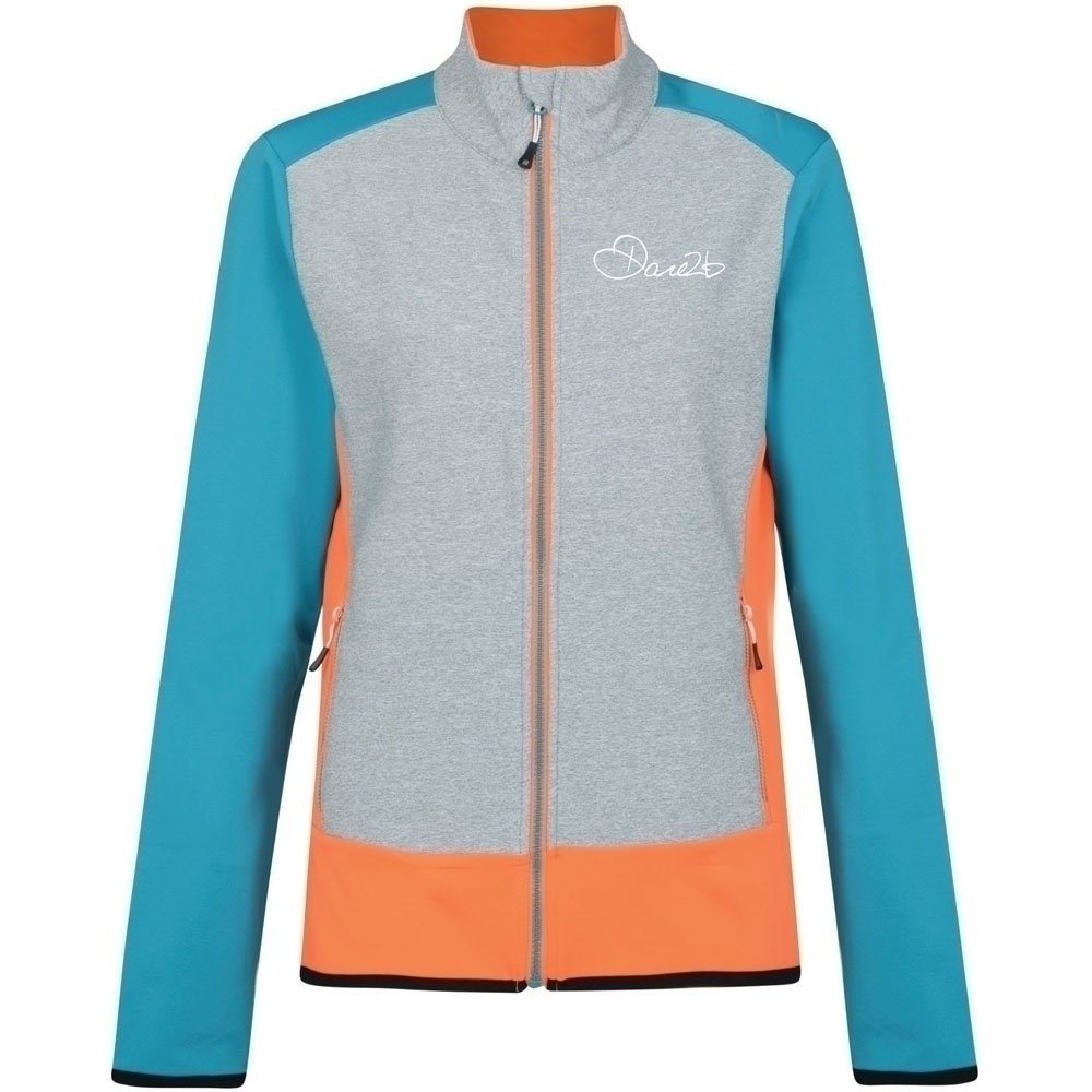 Dare 2b Womens Immerge Core Stretch Quick Dry Zip Jacket 18