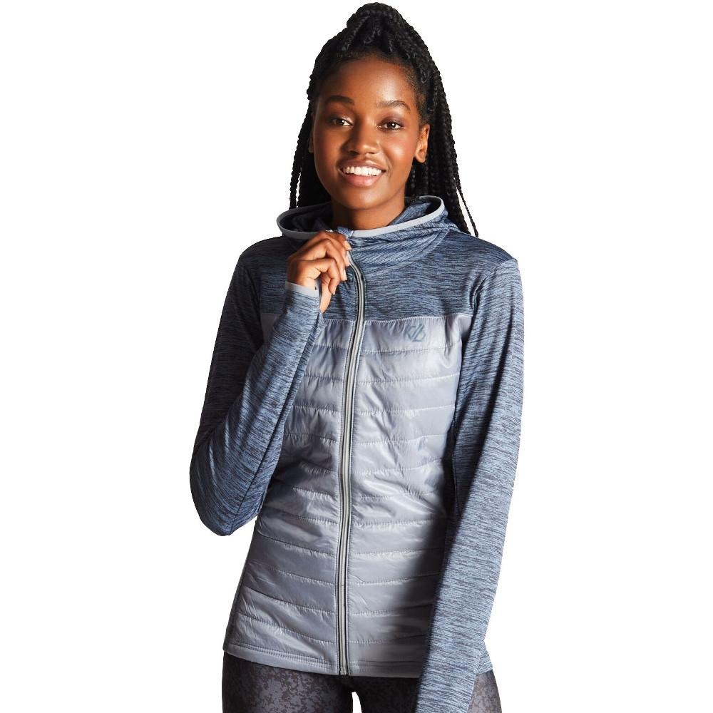 Dare 2b Womens Obstinacy Hybrid Warm Insulated Jacket 10 -