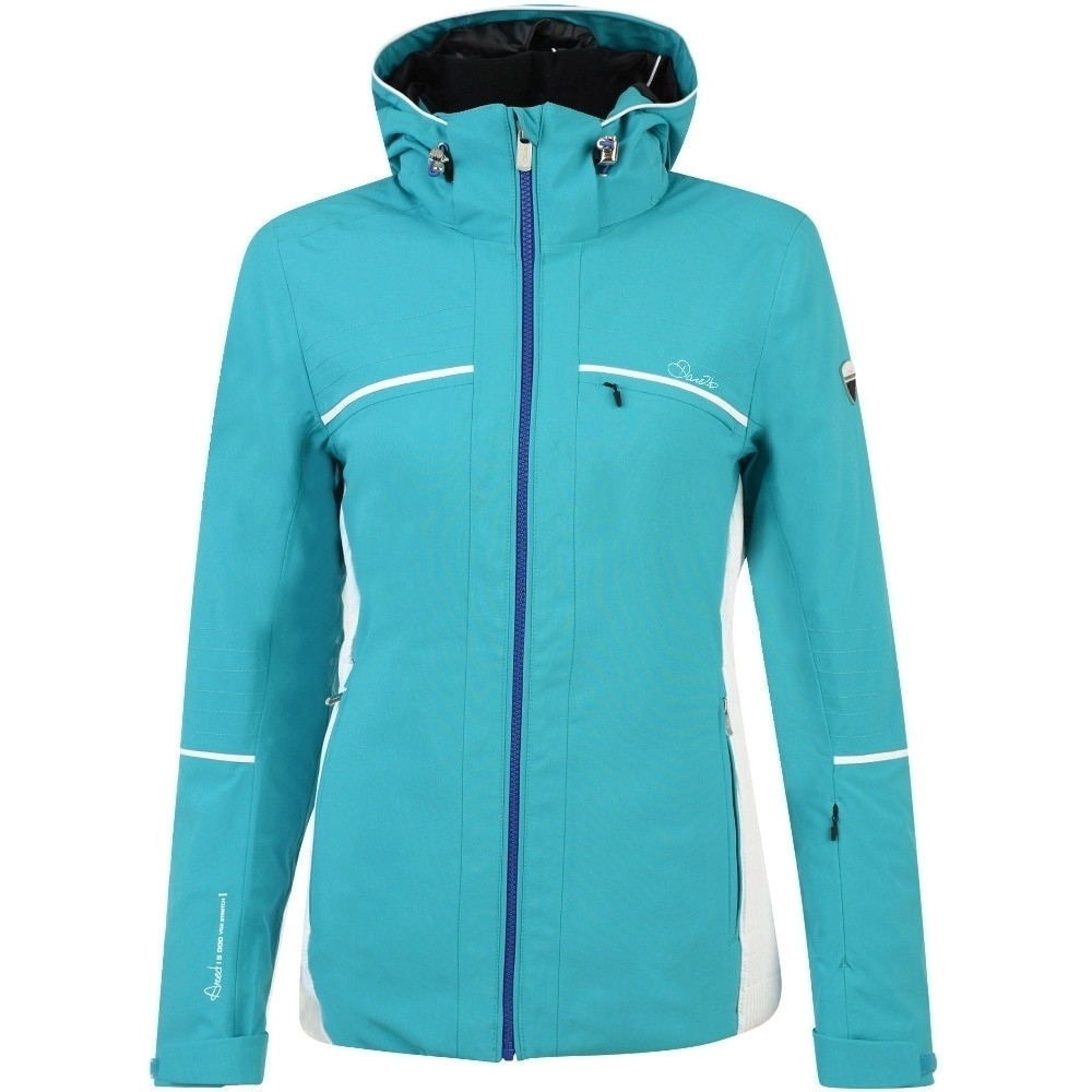 Dare 2b Womens/Ladies Recast Waterproof Insulated Breathable Jacket Top 18 - Bust 42 (107cm)