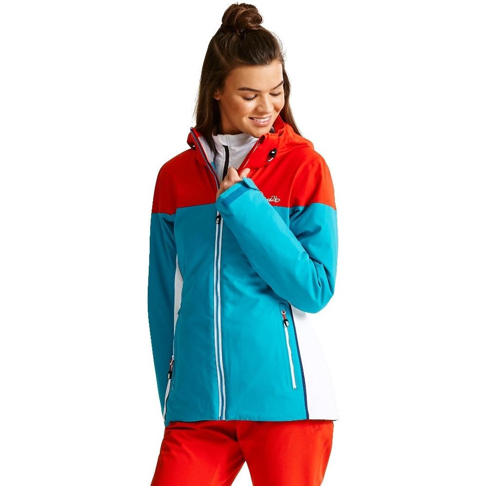 Dare 2b Womens/Ladies Invoke II Waterproof Insulated Jacket