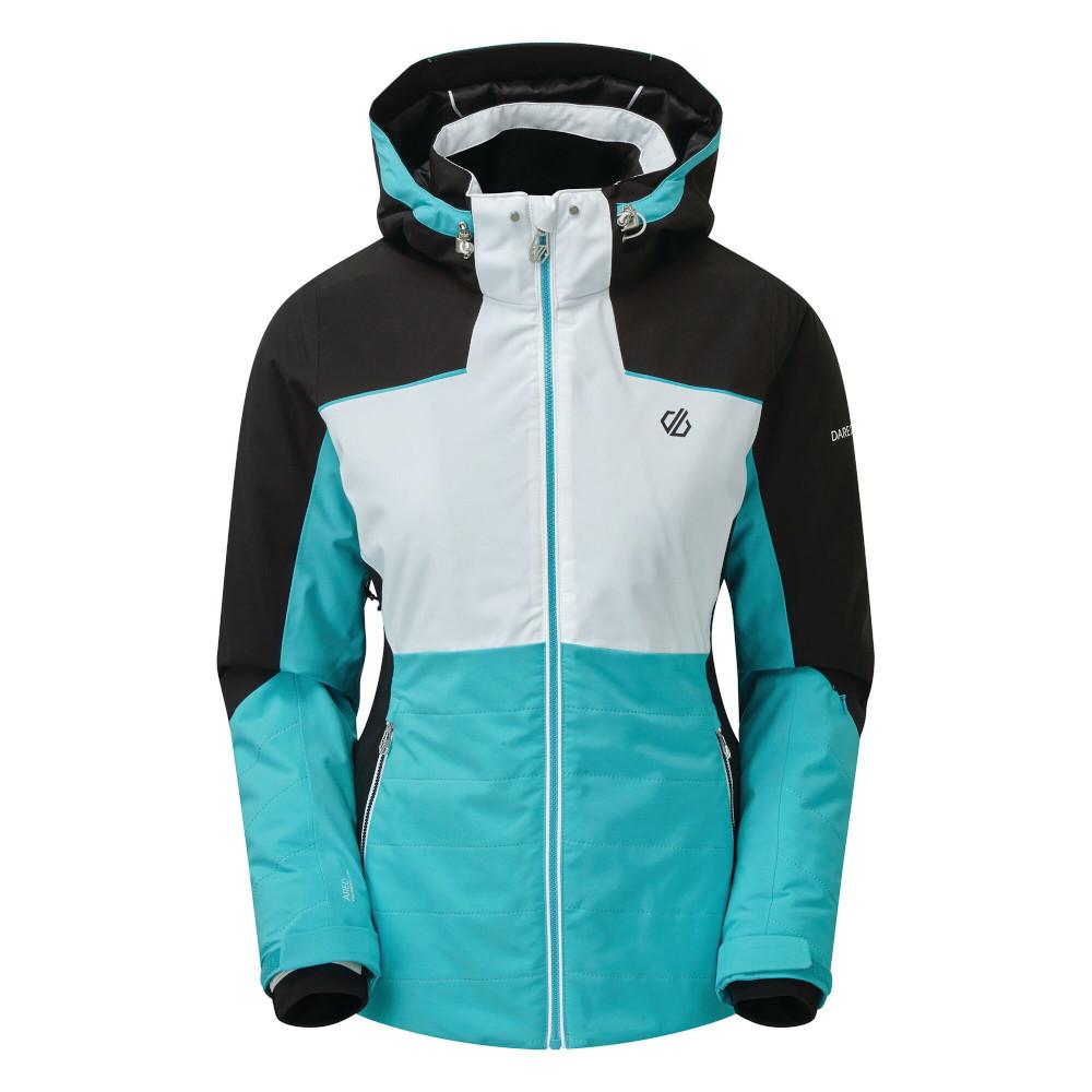 Dare 2b Womens Flourish Waterproof Breathable Ski Jacket UK