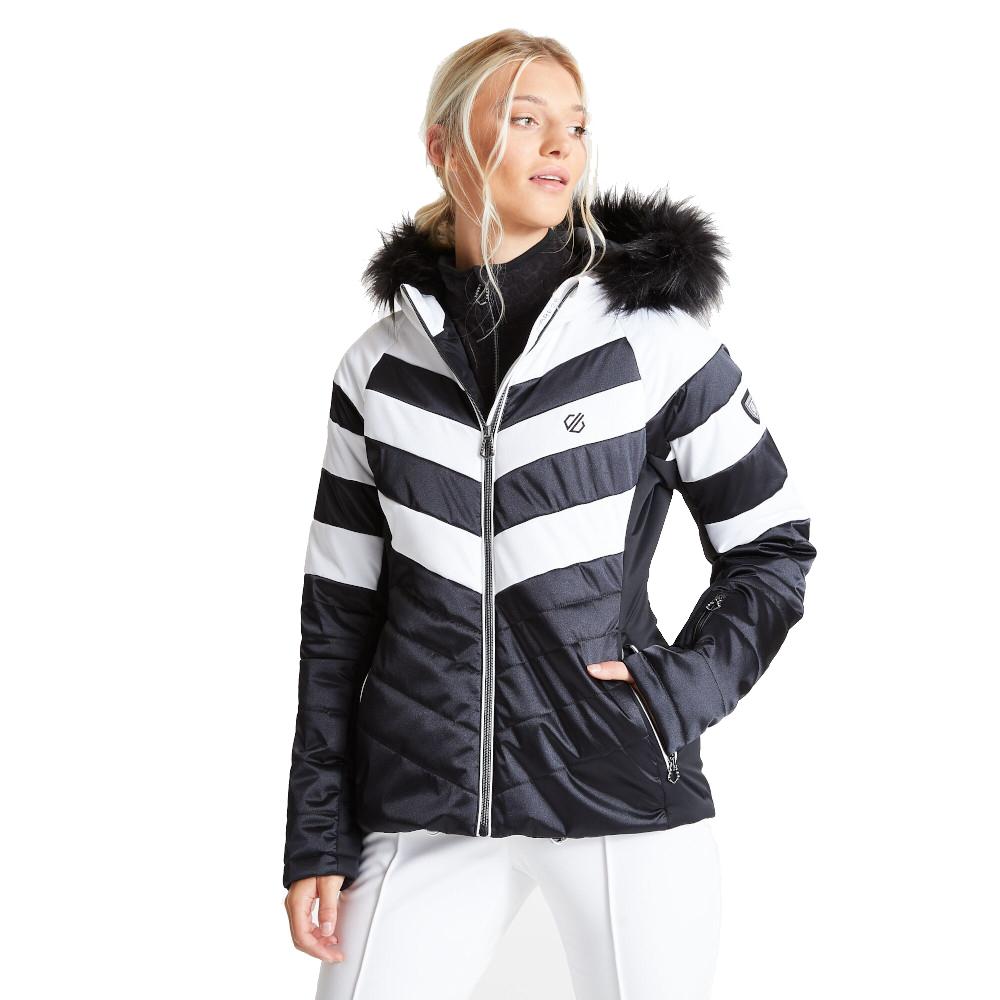 Dare 2b Womens Dazzling Waterproof Breathable Ski Jacket UK