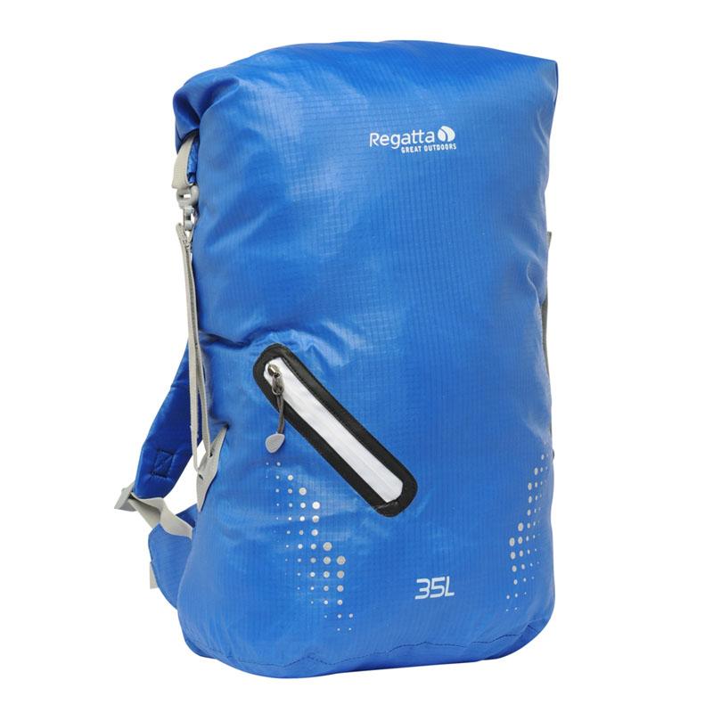 Regatta Unisex Hydrotech 35 Litre Waterproof Rucksack  Blue