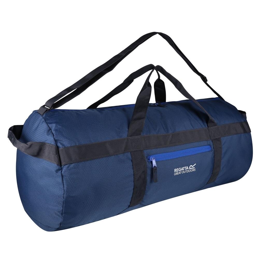 Regatta Mens 60L Lightweight Packaway Adjustable Gym Duffle Bag 60L - 69L