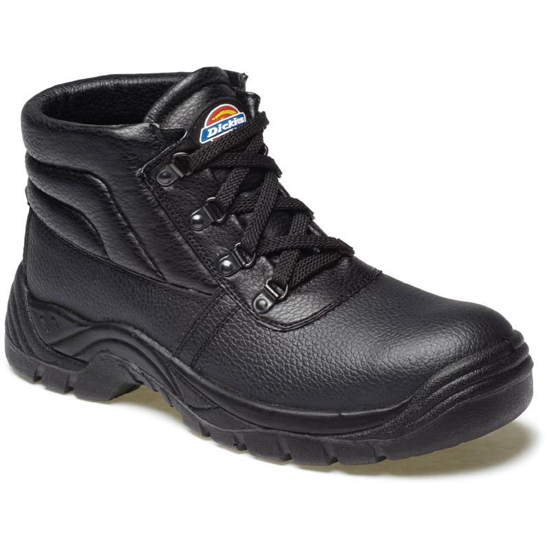 Dickies Mens Workwear Redland Super Safety Boot Black FA23330B